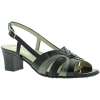 Schoenen Dames Sandalen / Open schoenen Grace Shoes E5080T Zwart