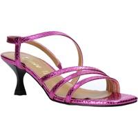 Schoenen Dames Sandalen / Open schoenen Grace Shoes 855K029 Roze