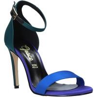 Schoenen Dames Sandalen / Open schoenen Grace Shoes 018Y037 Groen