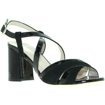 Schoenen Dames Sandalen / Open schoenen Melluso S529 Zwart