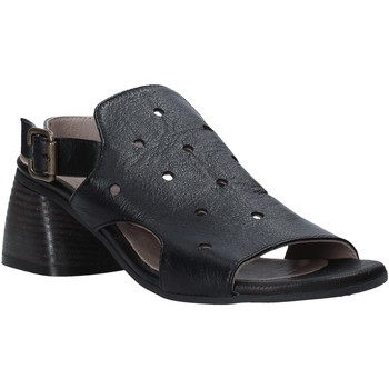 Schoenen Dames Sandalen / Open schoenen Bueno Shoes 9L3902 Zwart