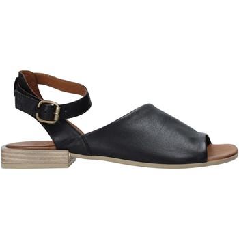 Schoenen Dames Sandalen / Open schoenen Bueno Shoes Q5602 Zwart