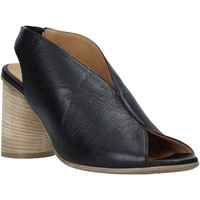 Schoenen Dames Sandalen / Open schoenen Bueno Shoes Q6503 Zwart
