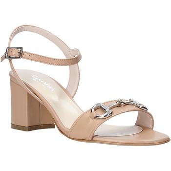 Schoenen Dames Sandalen / Open schoenen Casanova LUNT Roze