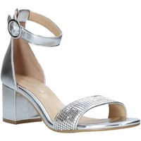 Schoenen Dames Sandalen / Open schoenen Apepazza S0MELODY07/MES Zilver