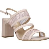 Schoenen Dames Sandalen / Open schoenen Apepazza S0MONDRIAN10/NET Roze