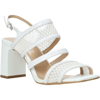 Schoenen Dames Sandalen / Open schoenen Apepazza S0MONDRIAN10/NET Wit
