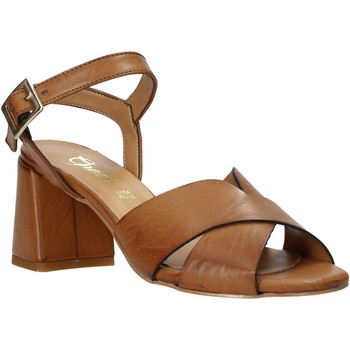 Schoenen Dames Sandalen / Open schoenen Grace Shoes 380045 Bruin