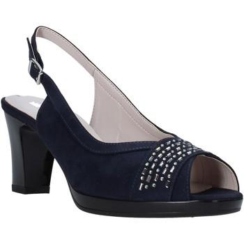 Schoenen Dames Sandalen / Open schoenen Comart 323320 Blauw