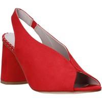 Schoenen Dames Sandalen / Open schoenen Comart 7B3418 Rood