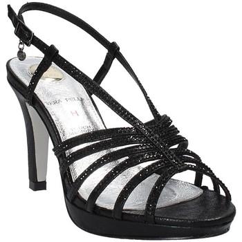 Schoenen Dames Sandalen / Open schoenen Osey SA0565 Zwart