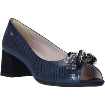 Schoenen Dames Sandalen / Open schoenen Comart 913465 Blauw