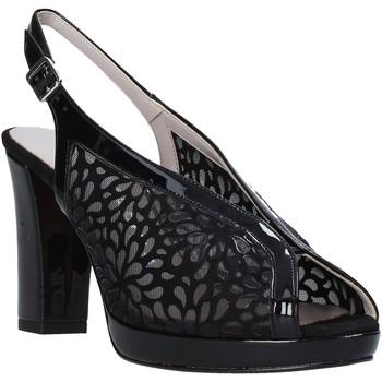 Schoenen Dames Sandalen / Open schoenen Comart 303335 Zwart