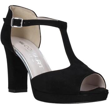 Schoenen Dames Sandalen / Open schoenen Comart 303336 Zwart