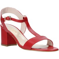 Schoenen Dames Sandalen / Open schoenen Casanova LING Rood