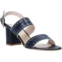Schoenen Dames Sandalen / Open schoenen Casanova LJIAJIC Blauw
