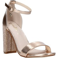 Schoenen Dames Sandalen / Open schoenen Gold&gold A20 GE38 Roze