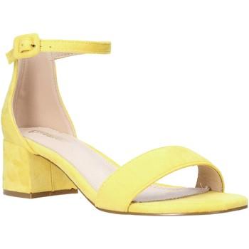 Schoenen Dames Sandalen / Open schoenen Gold&gold A20 GD186 Geel