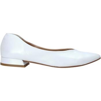 Schoenen Dames Ballerina's Mally 6816 Wit