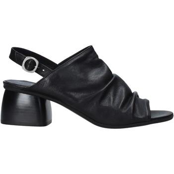 Schoenen Dames Sandalen / Open schoenen Mally 6806 Zwart