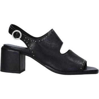 Schoenen Dames pumps Mally 6868 Zwart