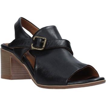 Schoenen Dames Sandalen / Open schoenen Bueno Shoes 9L102 Zwart