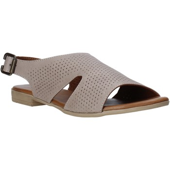 Schoenen Dames Sandalen / Open schoenen Bueno Shoes 9L2702 Grijs