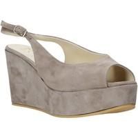 Schoenen Dames Sandalen / Open schoenen Esther Collezioni ZC 042 Grijs