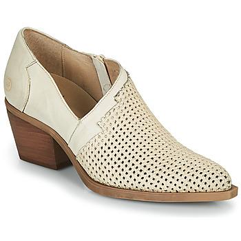 Schoenen Dames Laarzen Casta DELIRA Beige