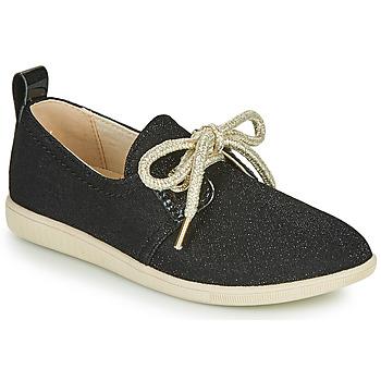 Schoenen Meisjes Lage sneakers Armistice STONE ONE K Zwart