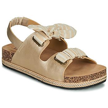 Schoenen Dames Sandalen / Open schoenen Armistice COLINE KNOT W Goud