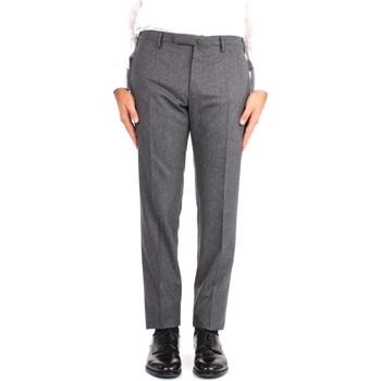 Textiel Heren Pantalons Incotex 1T0030 1721T Grey
