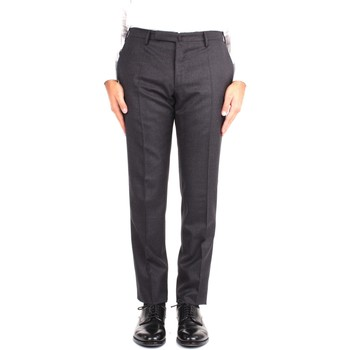Textiel Heren Pantalons Incotex 1T0030 1394T 931 Grey