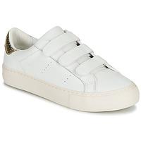 Schoenen Dames Lage sneakers No Name ARCADE STRAPS Wit / Beige