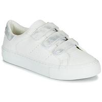 Schoenen Dames Lage sneakers No Name ARCADE STRAPS Wit / Zilver