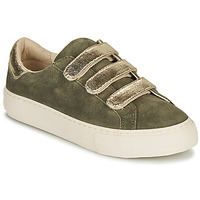Schoenen Dames Lage sneakers No Name ARCADE STRAPS Kaki