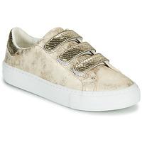 Schoenen Dames Lage sneakers No Name ARCADE STRAPS Goud