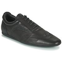 Schoenen Heren Derby Schmoove JAMAICA CORSO EASY Zwart