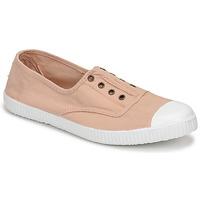 Schoenen Dames Lage sneakers Victoria INGLESA ELASTICO Beige