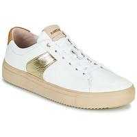 Schoenen Dames Lage sneakers Blackstone VL57 Wit