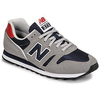 Schoenen Heren Lage sneakers New Balance 373 Grijs / Blauw / Rood