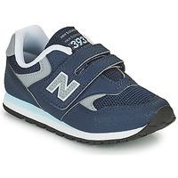 Schoenen Jongens Lage sneakers New Balance 393 Blauw