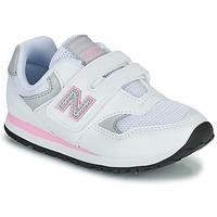 Schoenen Meisjes Lage sneakers New Balance 393 Wit