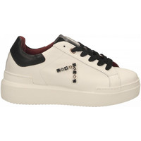 Schoenen Dames Lage sneakers Ed Parrish SARAH white-black
