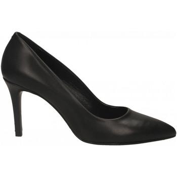 Schoenen Dames pumps Albano VITELLO nero
