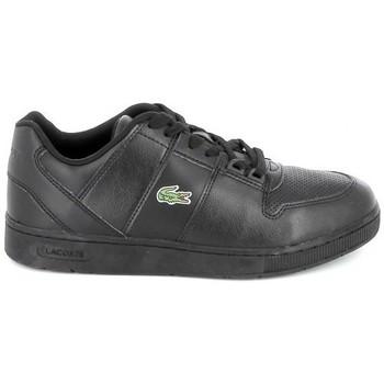 Schoenen Heren Lage sneakers Lacoste Thrill C Noir Zwart
