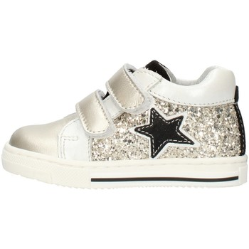 Schoenen Meisjes Lage sneakers Balocchi 606224 Platinum