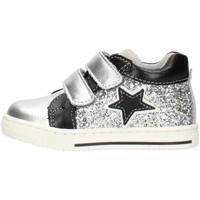 Schoenen Meisjes Lage sneakers Balocchi 606224 Silver