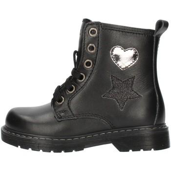 Schoenen Meisjes Enkellaarzen Balocchi 671804 Black