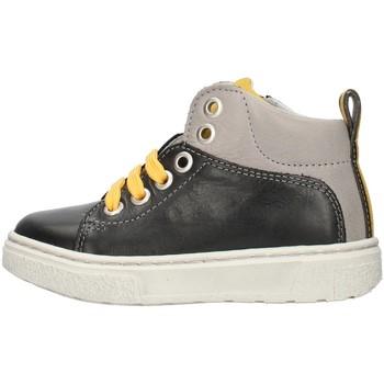Schoenen Jongens Hoge sneakers Balocchi 601728 Black